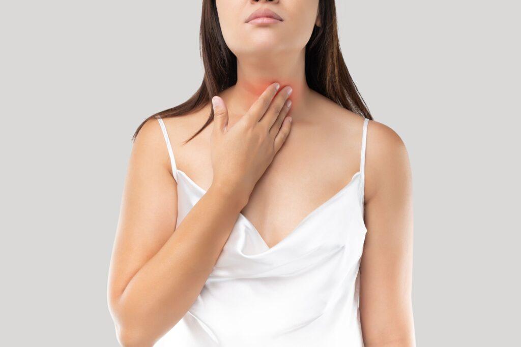 Síndrome de la boca seca o xerostomía - Blog - Clínica Dental Sorias - Garganta seca