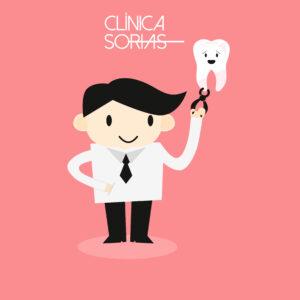 Clínica Dental Sorias - Cuando un diente comprometido es una amenaza y beneficios de la colocación de implantes - Blog - Extraer diente