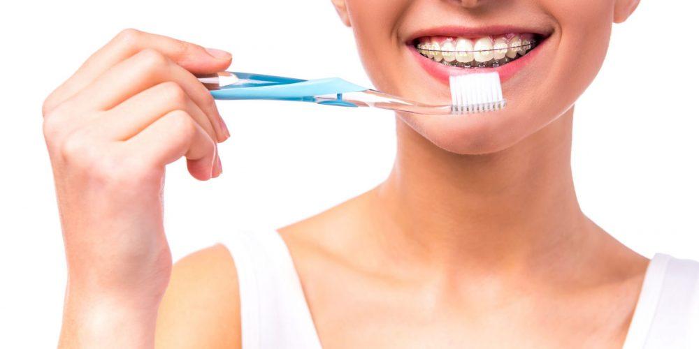 Consejos para una higiene adecuada con ortodoncia