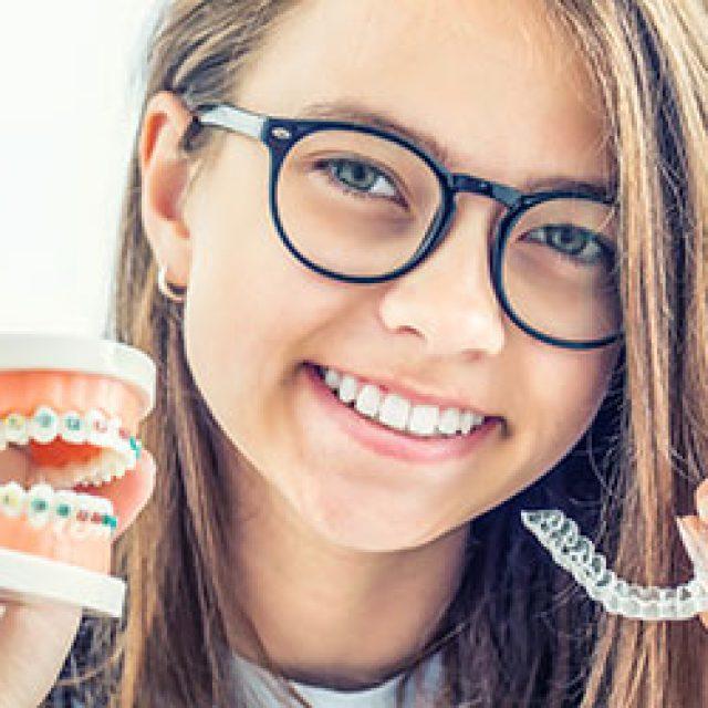 Ortodoncia invisible o brackets